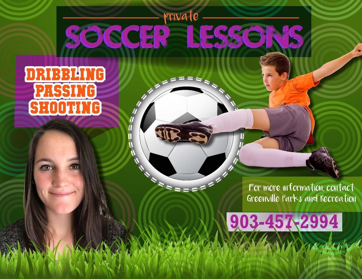 Soccer Private Lessons