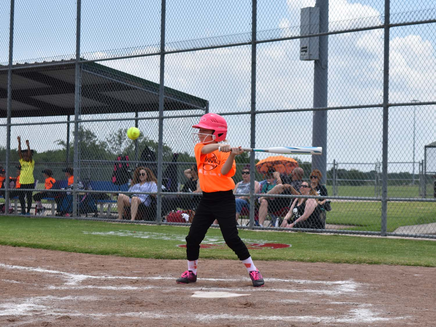 Softball Sports Page photo
